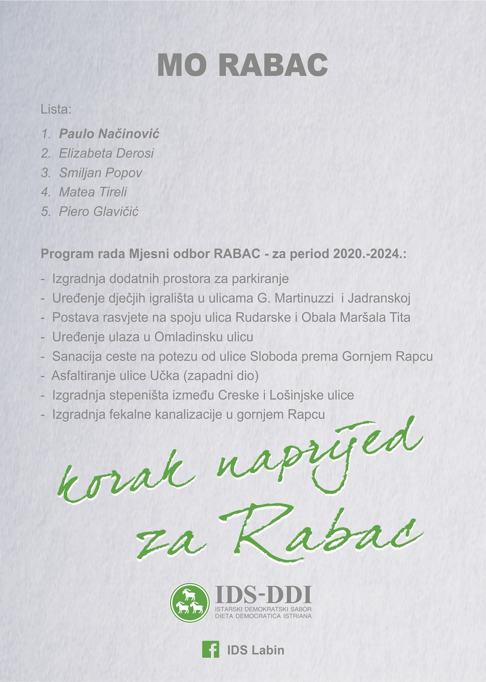 Rabac program[113937]